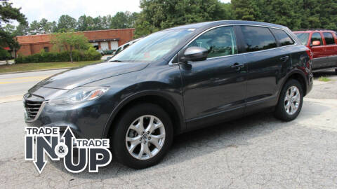 2015 Mazda CX-9 for sale at NORCROSS MOTORSPORTS in Norcross GA