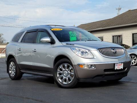2012 Buick Enclave for sale at Tri-County Pre-Owned Superstore in Reynoldsburg OH