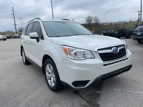 2015 Subaru Forester for sale at Mann Chrysler Dodge Jeep of Richmond in Richmond KY