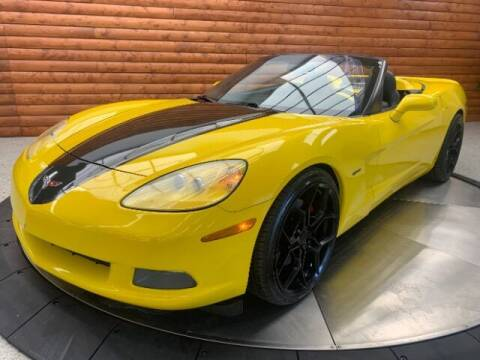 2009 Chevrolet Corvette for sale at Dixie Imports in Fairfield OH