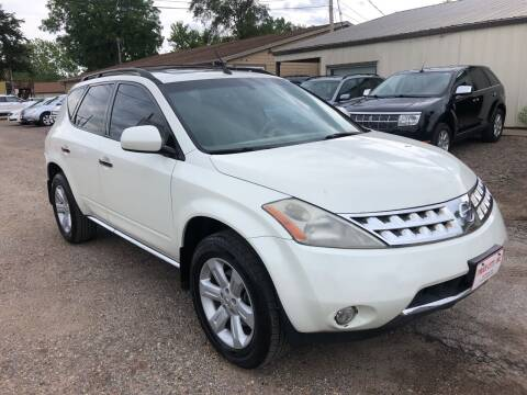2006 Nissan Murano for sale at Truck City Inc in Des Moines IA
