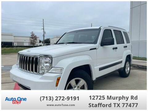 2011 Jeep Liberty for sale at Auto One USA in Stafford TX
