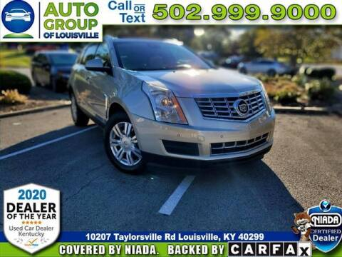 2013 Cadillac SRX for sale at Auto Group of Louisville in Louisville KY
