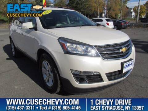 2014 Chevrolet Traverse for sale at East Syracuse Performance Sales & Service in Syracuse NY