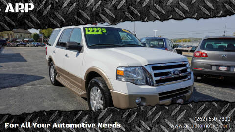 2013 Ford Expedition for sale at ARP in Waukesha WI