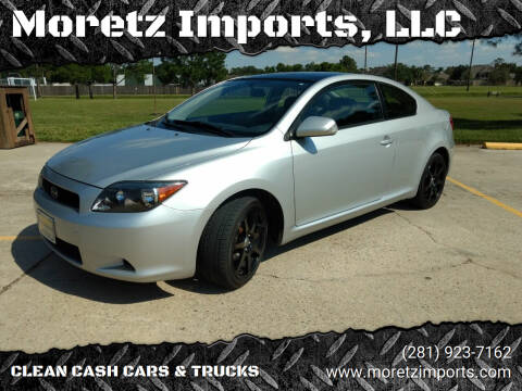 2005 Scion tC for sale at Moretz Imports, LLC in Spring TX