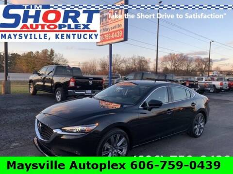 2020 Mazda MAZDA6 for sale at Tim Short Chrysler in Morehead KY