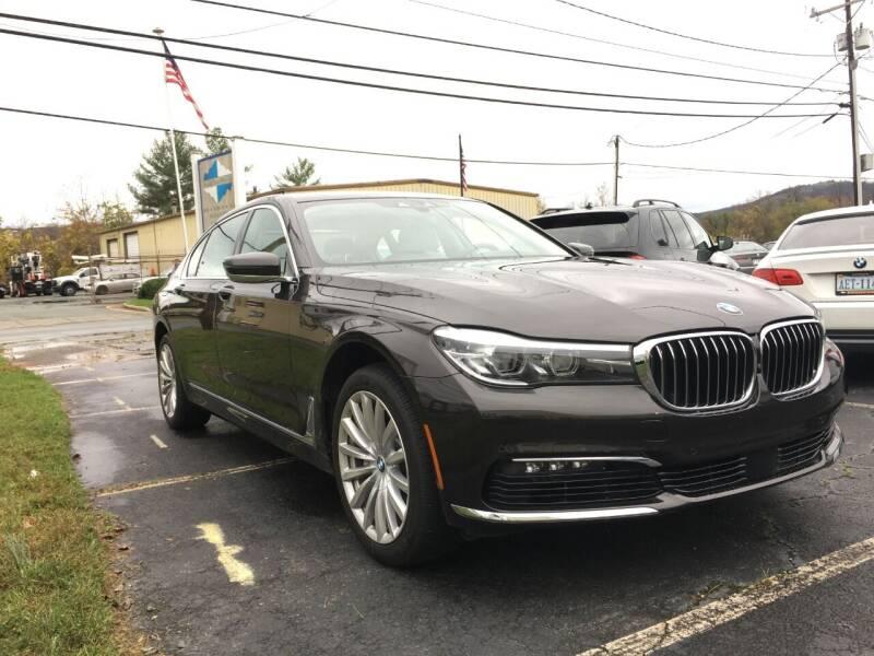 2017 BMW 7 Series for sale in Charlottesville, VA