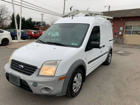 2012 Ford Transit Connect for sale at Sam's Auto in Akron PA