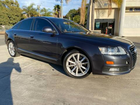 2009 Audi A6 for sale at Luxury Auto Lounge in Costa Mesa CA