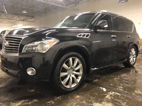 2012 Infiniti QX56 for sale at Paley Auto Group in Columbus OH