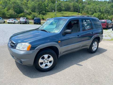 2001 Mazda Tribute for sale at Bailey's Auto Sales in Cloverdale VA