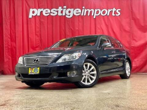 2010 Lexus LS 460 for sale at Prestige Imports in St Charles IL