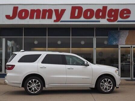 2017 Dodge Durango for sale at Jonny Dodge Chrysler Jeep in Neligh NE