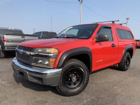 2005 Chevrolet Colorado for sale at Superior Auto Mall of Chenoa in Chenoa IL
