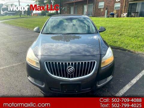 2011 Buick Regal for sale at Motor Max Llc in Louisville KY