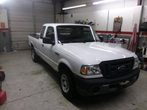 2008 Ford Ranger for sale at Victory Auto Sales in Randleman NC