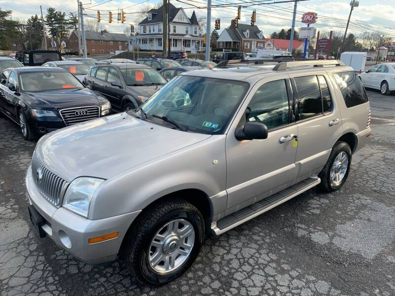 2005 Mercury Mountaineer for sale at Masic Motors, Inc. in Harrisburg PA