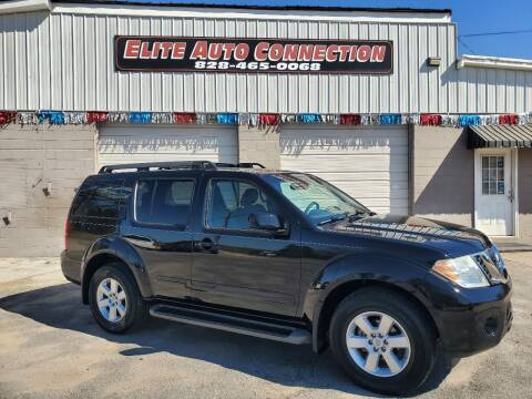 2012 Nissan Pathfinder for sale at Elite Auto Connection in Conover NC