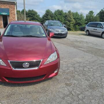 2006 Lexus IS 250 for sale at Guarantee Auto Galax in Galax VA