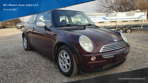2003 MINI Cooper for sale at Al's Motors Auto Sales LLC in San Antonio TX