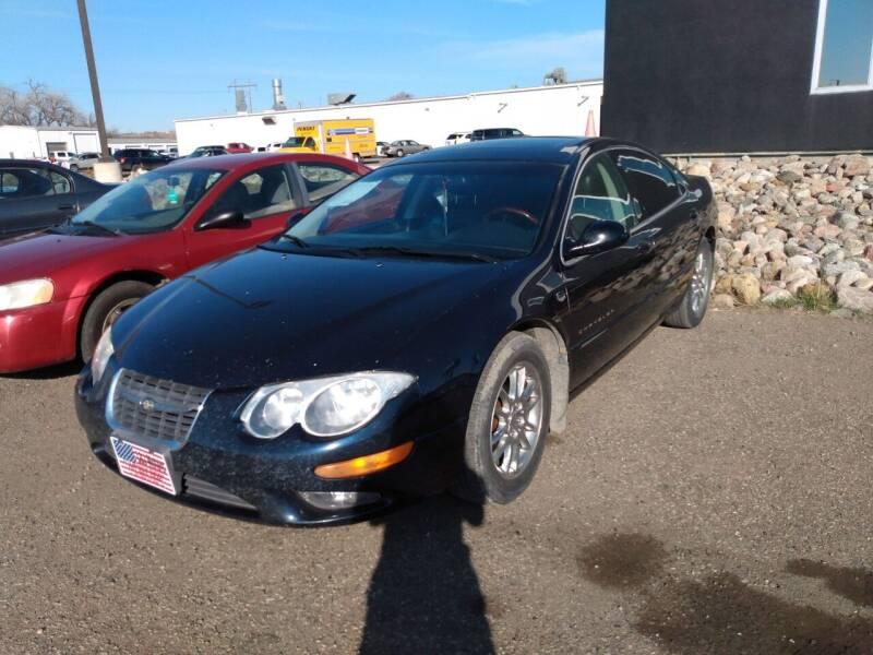 2001 Chrysler 300M for sale at L & J Motors in Mandan ND
