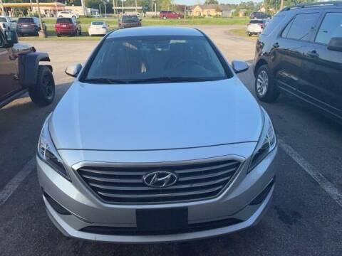 2017 Hyundai Sonata for sale at Riverside Mitsubishi(New Bern Auto Mart) in New Bern NC