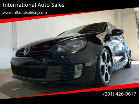 2012 Volkswagen GTI for sale at International Auto Sales in Hasbrouck Heights NJ