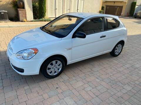 2010 Hyundai Accent for sale at California Motor Cars in Covina CA