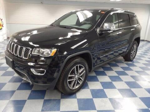2018 Jeep Grand Cherokee for sale at Mirak Hyundai in Arlington MA