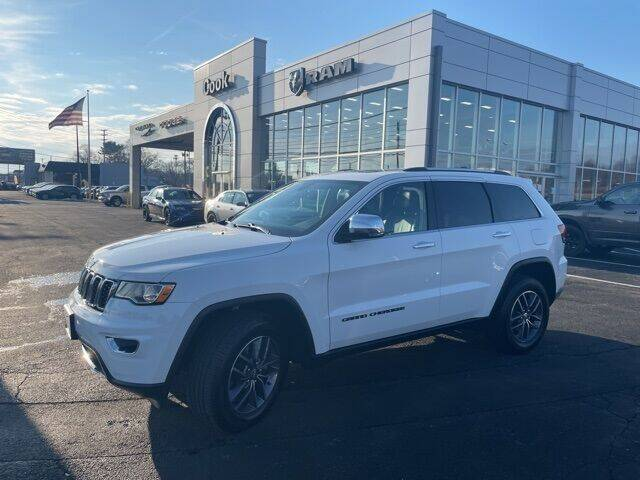 2017 Jeep Grand Cherokee for sale at Ron's Automotive in Manchester MD