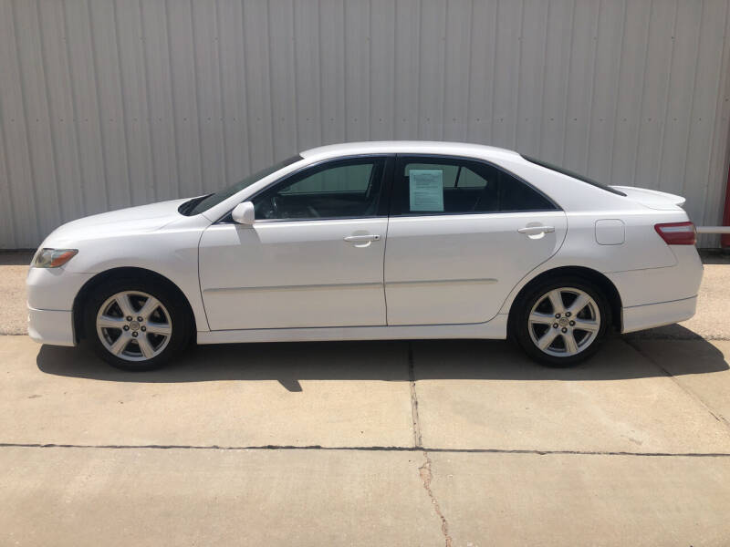 2009 Toyota Camry for sale at WESTERN MOTOR COMPANY in Hobbs NM
