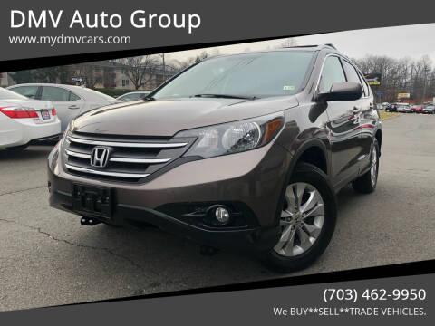2014 Honda CR-V for sale at DMV Auto Group in Falls Church VA