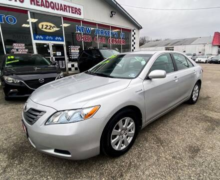 2009 Toyota Camry Hybrid for sale at Auto Headquarters in Lakewood NJ
