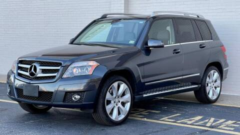2010 Mercedes-Benz GLK for sale at Carland Auto Sales INC. in Portsmouth VA