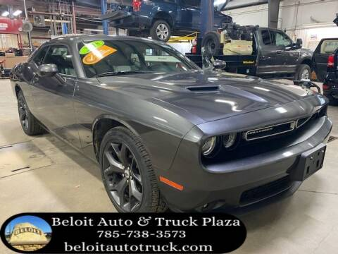 2018 Dodge Challenger for sale at BELOIT AUTO & TRUCK PLAZA INC in Beloit KS