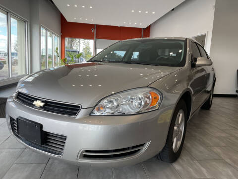 2008 Chevrolet Impala for sale at Evolution Autos in Whiteland IN
