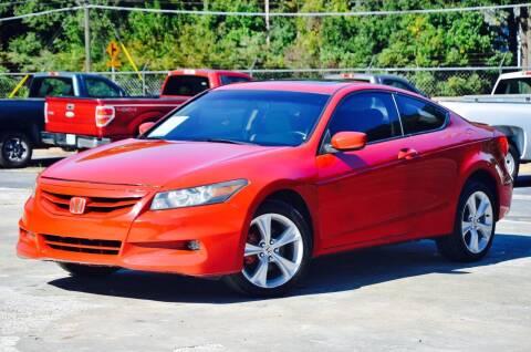 2011 Honda Accord for sale at Marietta Auto Mall Center in Marietta GA