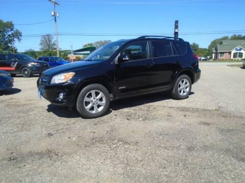 2010 Toyota RAV4 for sale at Michigan Auto Sales in Kalamazoo MI