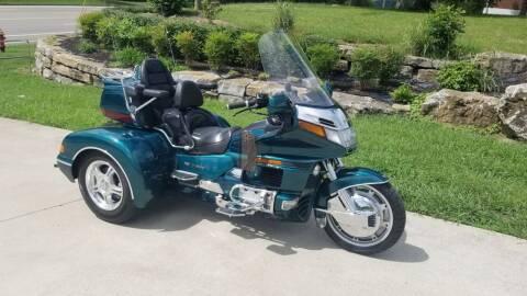 1996 Honda Goldwing for sale at HIGHWAY 12 MOTORSPORTS in Nashville TN