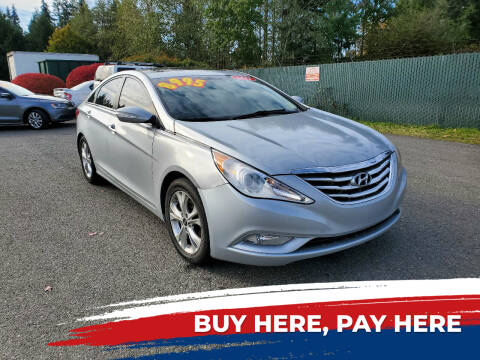2011 Hyundai Sonata for sale at Car Craft Auto Sales Inc in Lynnwood WA