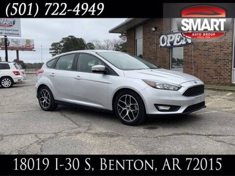 2017 Ford Focus for sale at Smart Auto Sales of Benton in Benton AR