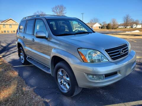2004 Lexus GX 470 for sale at Tremont Car Connection in Tremont IL