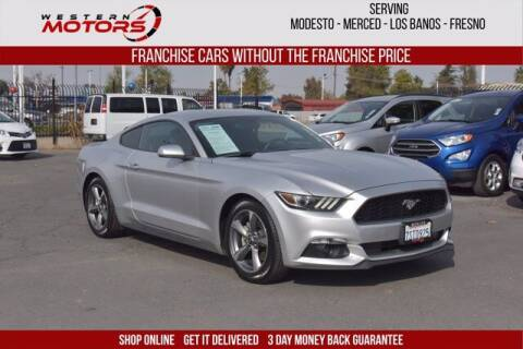 2016 Ford Mustang for sale at Choice Motors in Merced CA