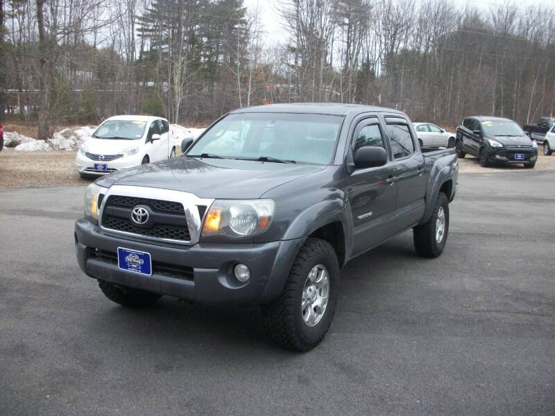 2011 Toyota Tacoma for sale at Auto Images Auto Sales LLC in Rochester NH