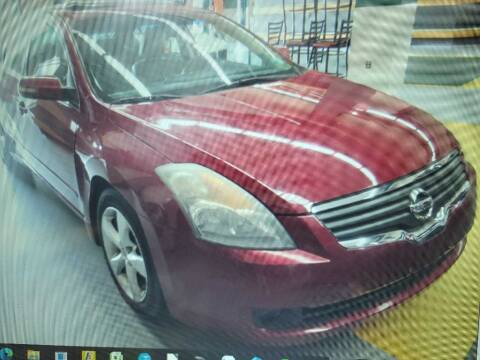 2008 Nissan Altima for sale at CRYSTAL MOTORS SALES in Rome NY