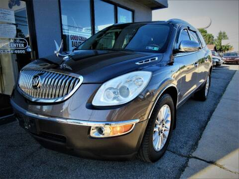 2010 Buick Enclave for sale at New Concept Auto Exchange in Glenolden PA