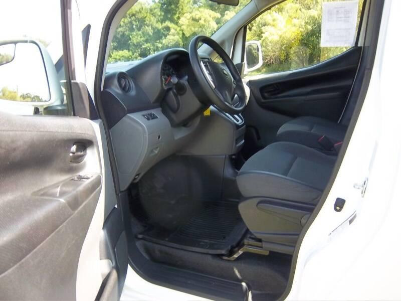 2018 Nissan NV200 4dr - Augusta GA