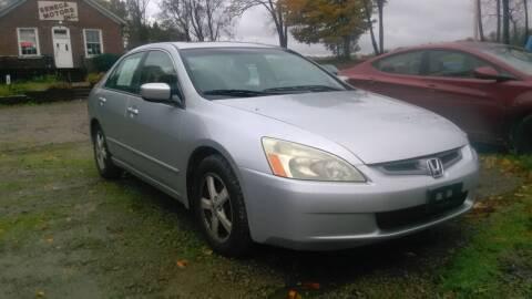 2004 Honda Accord for sale at Seneca Motors, Inc. (Seneca PA) in Seneca PA