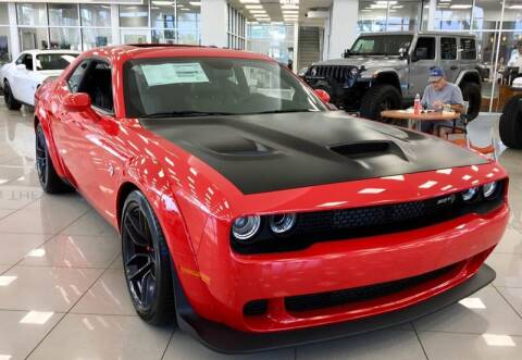 2018 Dodge Challenger for sale at Suncoast Sports Cars and Exotics in West Palm Beach FL